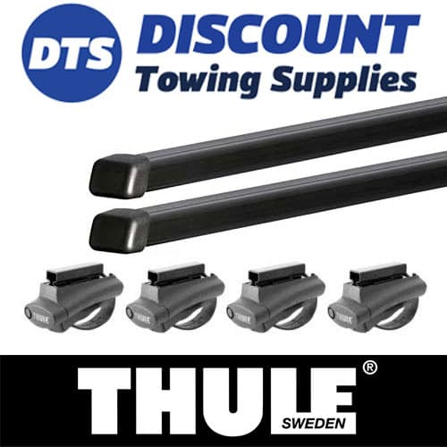tiguan roof rack thule